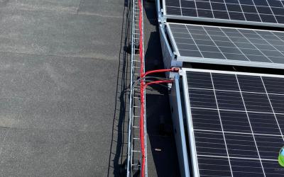 Waarom P.A. 6.6 kabelbinders dé oplossing zijn bij de bekabeling van uw zonnepaneel installatie